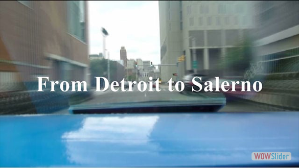 2010   FROM DETROIT TO SALERNO