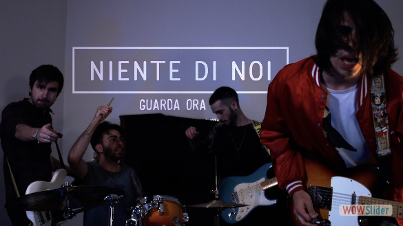 2017   NIENTE DI NOI (Official Video) by Ampersound