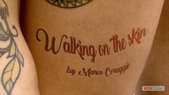 2017 | WALKING ON THE SKIN